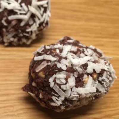 Bliss Balls Recipe