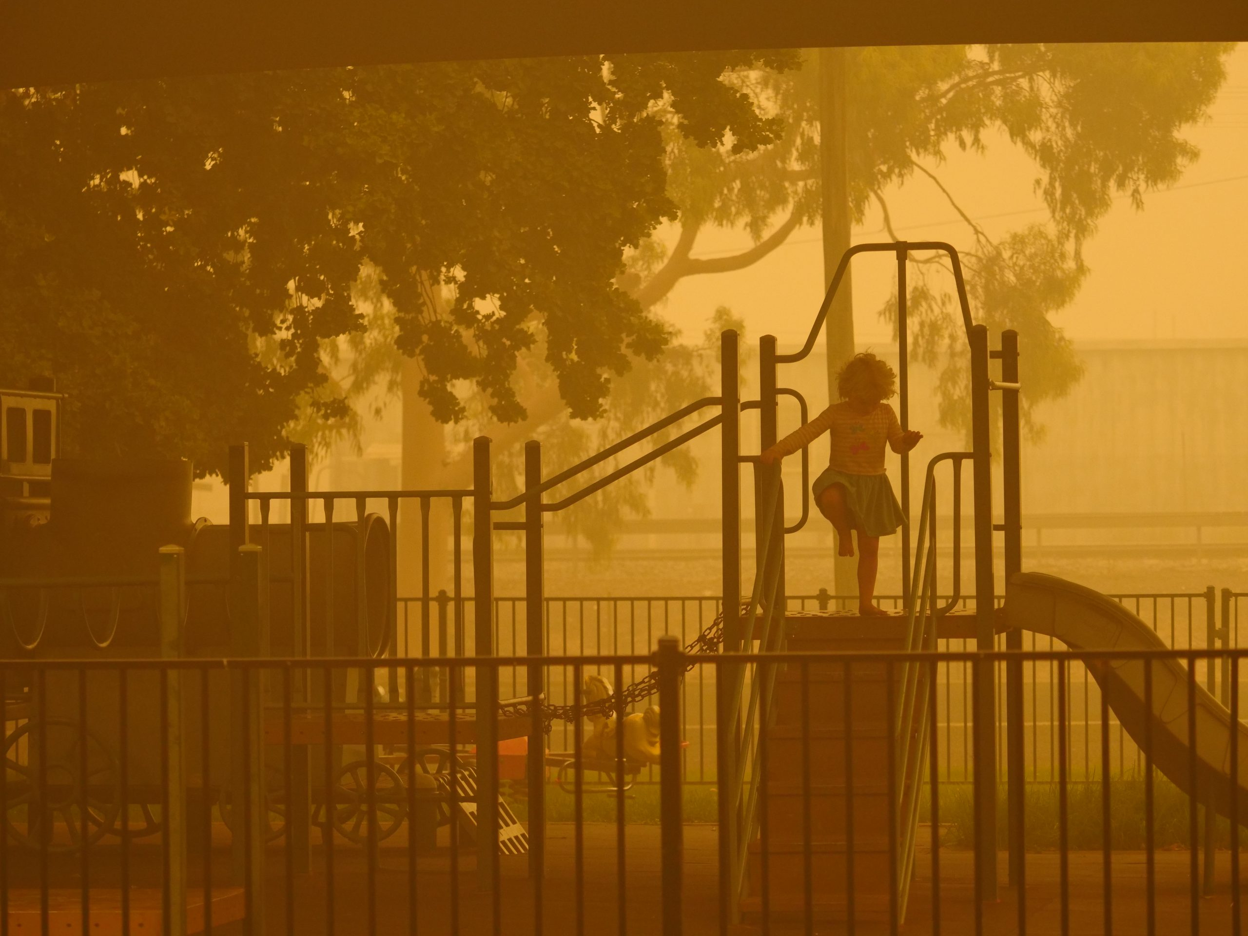 Tips to support your health when bush fire smoke is visible or invisible